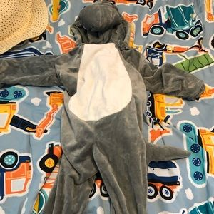 Other - Shark costume 4-5T. Excellent condition.